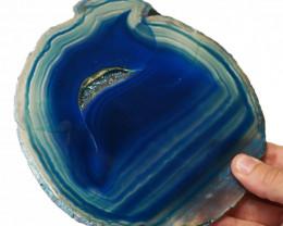 0.25 Kilo Agate crystal lamp Specimen CF 743