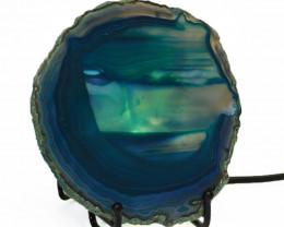 0.30 Kilo Agate crystal lamp Specimen CF 751