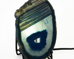 0.25 Kilo Agate crystal lamp Specimen CF 756