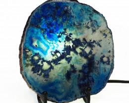 0.30 Kilo Agate crystal lamp Specimen CF 768