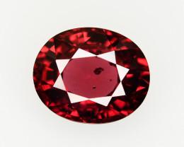 Rare 3.70 Ct Superb Color Natural Mahenge Garnet