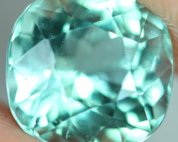 2.87 CT CERTIFIED  Copper Bearing Mozambique Paraiba Tourmaline-PR761