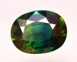 Sapphire 2.05Ct Natural Peacock Sapphire D0107/B5
