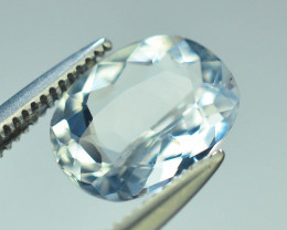 Top Grade 1.30 ct Attractive Color Aquamarine