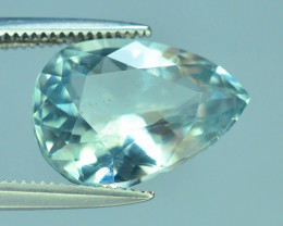 Top Grade 3.60 ct Attractive Color Aquamarine