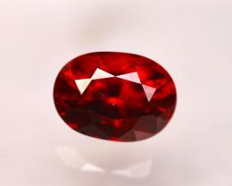 Rhodolite 1.69Ct Natural Cherry Red Rhodolite Garnet D0131/B26