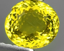 1.40 CTS INVESTMENT GEM - VIP APATITE - NICE YELLOW EXCLUSIVE BRAZIL