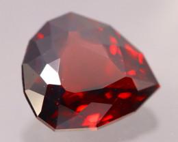 3.86Ct AAA Grade Master Cutting Red Almandine Garnet C0111
