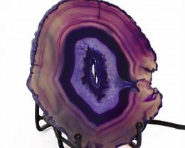 0.25 Kilo Agate crystal lamp Specimen CF 777