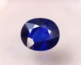 6.93ct Ceylon Blue Sapphire Oval Cut Lot GW5762