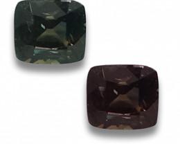 Natural Unheated Color Change sapphire |Loose Gemstone|New| Sri Lanka