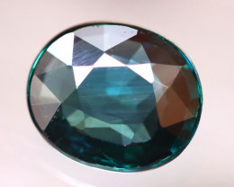 Unheated Sapphire 1.41Ct Natural Blue Sapphire ER24