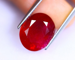 8.36cts Blood Red Colour Ruby / RD1032