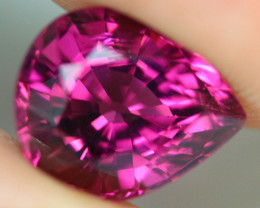 4.25 CT Excellent Cut Natural Mozambique Tourmaline - PTM40