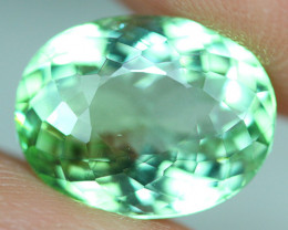 4.44 CT CERTIFIED  Copper Bearing Mozambique Paraiba Tourmaline-PR742