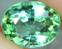 1.41 CT CERTIFIED  Copper Bearing Mozambique Paraiba Tourmaline-PR775