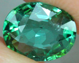 1.16 CT CERTIFIED  Copper Bearing Mozambique Paraiba Tourmaline-PR776