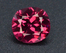 Rare Top Color 1.65 ct Malawi Raspberry Pink Umbalite Garnet ~t