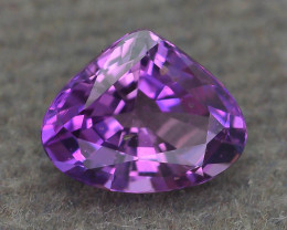 Unheat Purple Sapphire  1.13 ct Sri lanka SKU.26