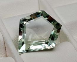 6.35Crt Prasolite  Natural Gemstones JI107