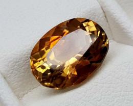 3.95Crt Natural Topaz  Gemstones JI107