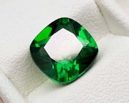 2.69Crt Green Topaz Coated  Gemstones JI107