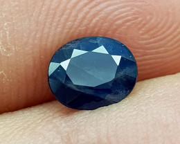 0.95Crt Sapphire Natural Gemstones JI107