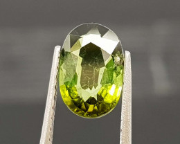 1.29Crt Tourmaline Natural Gemstones JI107