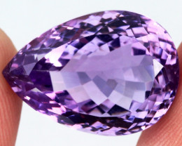 19.69 ct. Natural Top Nice Purple Amethyst Unheated Brazil