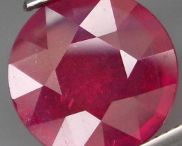 8.80 Cts. Top Quality Red Natural Ruby Madagascar Gem