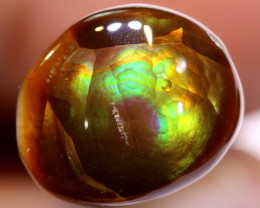 Mexican Fire Agate Stone 6 cts I-21