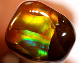 Mexican Fire Agate Stone 5.85 cts I-24