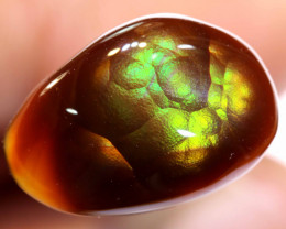 Mexican Fire Agate Stone 8.15 cts I-30