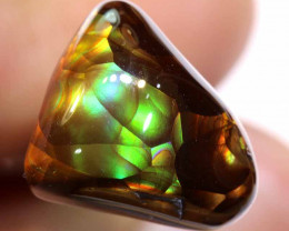 Mexican Fire Agate Stone 8.45 cts I-35