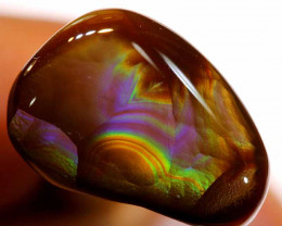 Mexican Fire Agate Stone 9.10 cts I-36