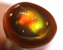 Mexican Fire Agate Stone 5 cts I-43