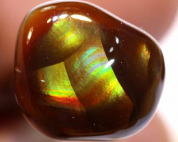Mexican Fire Agate Stone 7.10 cts I-44