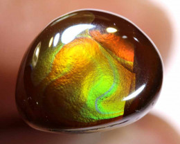 Mexican Fire Agate Stone 5.90 cts I-46