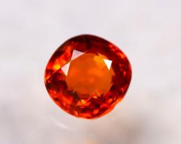 Garnet 1.28Ct Natural Vivid Orange Spessartite Garnet D0322/B34