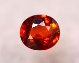 Garnet 1.01Ct Natural Vivid Orange Spessartite Garnet D0323/B34