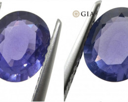 1.31ct Oval Color Change Sapphire GIA Certified Burma (Myanmar) Unheated, V