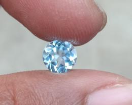 BLUE TOPAZ GENUINE GEMSTONE Natural VA1278