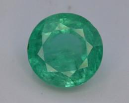 CIGTL~Cert 4.755 ct  Natural Panjshir Emerald ~ Afghanistan~T