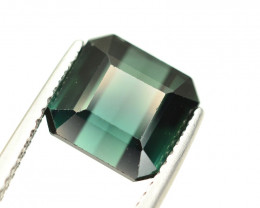 Top Color 4.65 Ct Natural Green Tourmaline