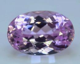 NR - 11.70 cts Natural Pink Kunzite Gemstone