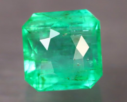 Colombian 2.11Ct Master Piece Designer Cut Colombian Emerald AN281
