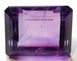 Amethyst, 5.0ct, einzigartiger Stein wunderbares Feuer!