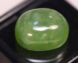 24.62ct Green Sapphire Cabochon Lot GW5779
