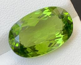 11.92 Carats  Peridot Gemstones
