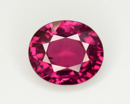 Top Color 3.25 Ct Natural Mahenge Garnet From Tanzania